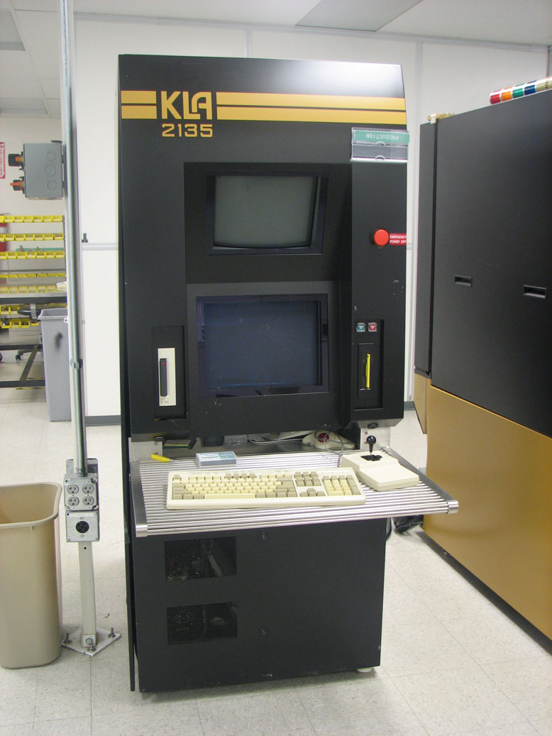 Spec Equipment Kla Tencor 2135 Defect Wafer Inspection