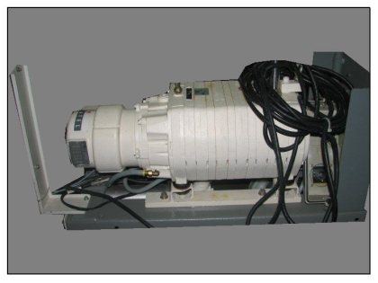 Alcatel BF ADP30 Vacuum Pump (Cart & control
